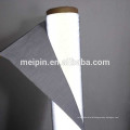 High Light Silver White Reflective Fabric Sheet with 100% Polyester