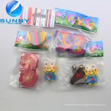 Venta al por mayor Promotion Eraser, Funny Shaped Eraser