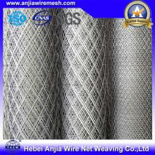 Алюминиевый перфорированный лист для строительных материалов с ISO9001
