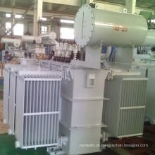 Transformador de potência / transformador de potência imerso no óleo