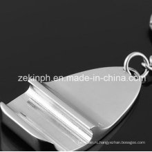 Custom Zinc Alloy Bottle Opener Keyring with Custom Logo Printed/Laser Engraved/Enameled