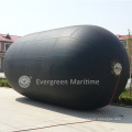 Inflatable Pneumatic Floating Yokohama Type Marine Rubber Boat Ship Fender for Dock Port