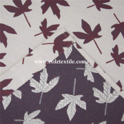 Canada Maple Polyester Window Curtain