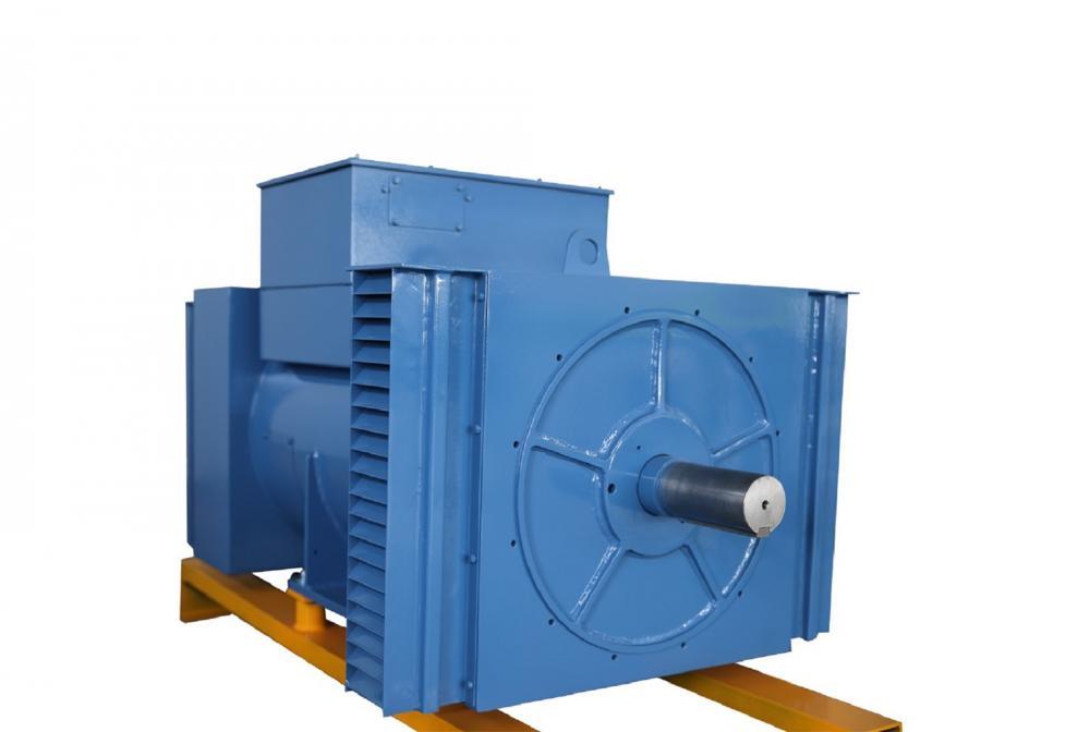 Four Pole Industrial Alternator