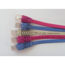 Flat Network Patch Cord Cat6