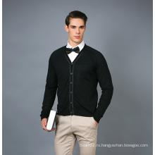 Мужская мода кашемир Blend Sweater 17brpv092