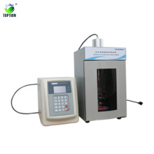 Liquid processor edible oil ultrasonic herbal extractor