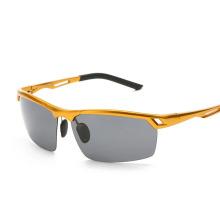 Dia óculos de visão noturna óculos de proteção óculos de sol para a condução do carro dos homens óculos polarizados óculos de sol uv400 sunglass masculino original famoso