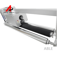 Ribbon machine AT1100A  Automatic electricity  Ink roller printing date coding  machine on plastic bag