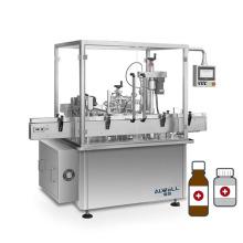 Factory Price Automatic Filling Machine Linear Type pharmaceutical liquid bottle servo piston Filling Machine