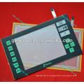 Écran tactile JC5 avec panneau avant pour machine jacquard Staubli