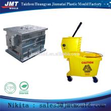 China-Einspritzungs-Plastikmopeimer mit Radform