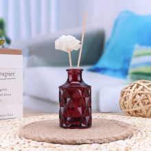 Customized Luxury Aroma Reed Diffuser with Rattan Sticks