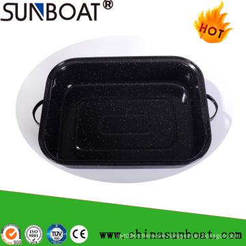 Hot Selling Bakeware Enamel Baking Tray for Hotel