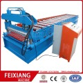 Rolling shutter door making roll forming machine