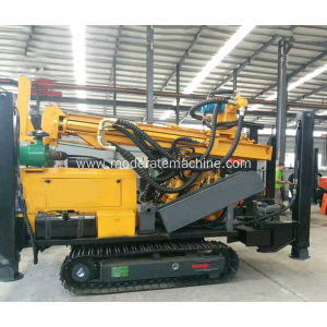 Mobile Type Hydraulic Water Well Drilling Machine