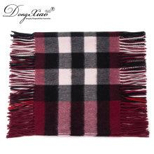 Pañuelo de punto de rayas bufanda 2017 Paño de lana de invierno Navidad de China