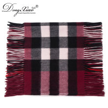 Striped Knitting Pattern Scarf 2017 Winter Christmas Wool Scarf From China
