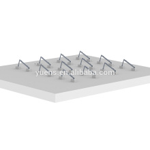 Solar Mounting Triangle Mount Flat Roof Solar Panels Mount