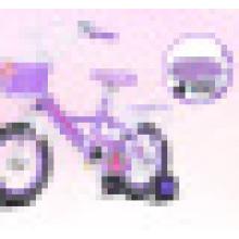 Kinderfahrrad, schwarze Fender Kinderfahrrad, Kinderfahrrad schwarz Luft Reifen