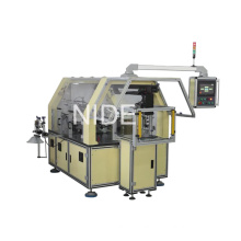 Automatic Armature Double Flyer Copper Wire Winding Machine