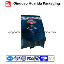 Matte Four-Side Seal Plastic Coffee Bag Made of Aluminum Foil