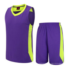 Nuevo diseño del uniforme del jersey del baloncesto 2016 hecho en China