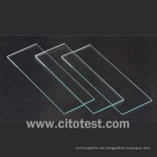 Reguläre einfache Mikroskop-Objektträger (0303-0003)