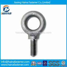 DIN444 Galvanised carbon steel eye screw