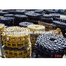 Track Link Chain parts spares Assembly price for Excavator and Bulldozer