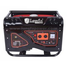Generador de Buckcasa Generador de Gasolina Super Silencioso para Uso Doméstico de 6kw