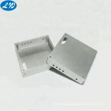 OEM custom milling precise cnc machining anodized aluminum enclosure case