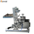 Машина для производства соломы из копировальной бумаги