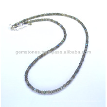 Labradorite Bead Necklace Jewelry Wholesale Supplier