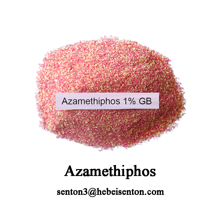 Azamethiphos Solubility Data