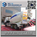 10 M3 Hino 700 Transit Mixer Truck
