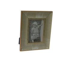 Plastic Fillet Photo Frame for Promotional Gift