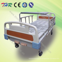 2-manivela manual cama de hospital (THR-MB220)