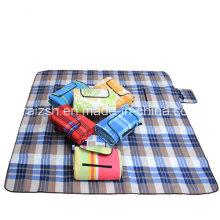 2 * 2 M Multifunktionale Aluminium große Samtoberfläche Picknickmatte