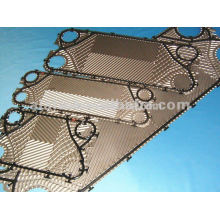 Sondex placa intercambiador de calor, diverso material disponible
