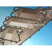Sondex plaque pour échangeur de chaleur, matériel différent disponible