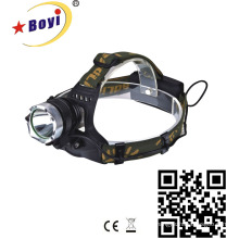 Rechargeable 3W Headlight