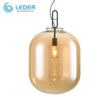 Suspension de plafond à 3 lumières LEDER