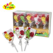 Halal Sweets Cock Shape Lollipop Candy
