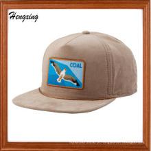 Listra de zebra Snapback chapéus e bonés Caps painel 6