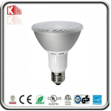 ETL Energy Star 15W LED PAR30 COB LED luz