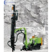 520 Equipement hydraulique de forage de chenilles à chenilles à vendre