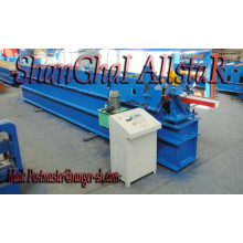 2014 Best quality C8 aluminium gutter roll forming machine