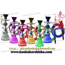 Beautiful Good Quality Multicolor One Hose Mini Hookah