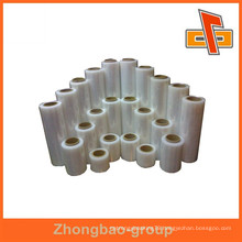 Accept custom order moisture proof stretch type plastic wrapping film for cargo outer packing